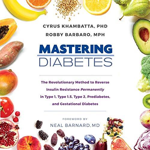 Mastering Diabetes cover art