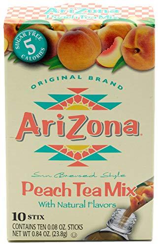 AriZona Peach Diet Iced Tea Mix
