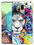 Sunrive Coque Compatible avec Samsung Galaxy J8 2018, Silicone Étui Housse Protecteur Souple Gel...