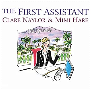 The First Assistant audiobook cover art