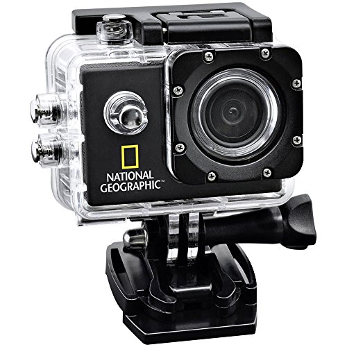 Videocamera National Geographic HD Action Camera by Bresser [9683000LC1000]