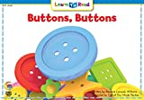 Buttons, Buttons (Learn to Read)