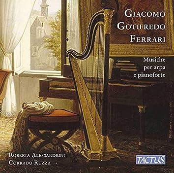 Ferrari: Music for Harp & Piano