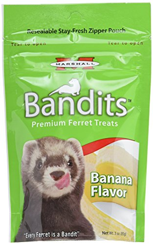 10 best ferret treats marshall banana for 2021