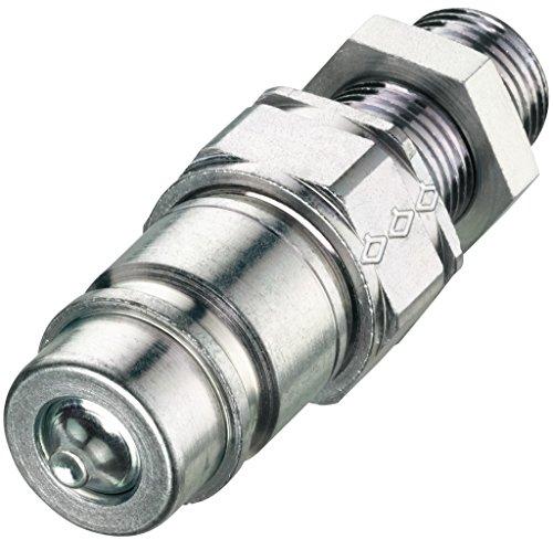 Push-Pull-Kupplung, Stecker, Baugröße 3, 12-L Schott