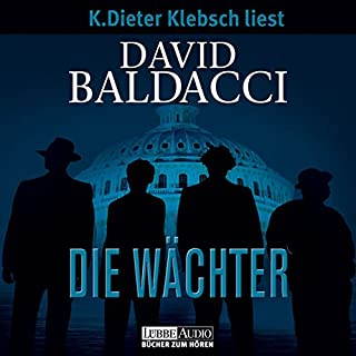 Die Wächter (Camel Club 1) cover art