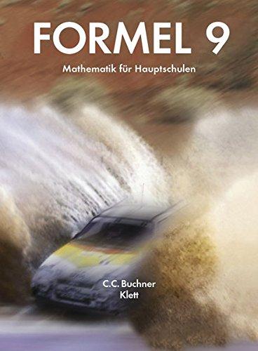 Formel / Formel 9 – alt: Mathematik für Hauptschulen (Formel: Mathematik für Hauptschulen)