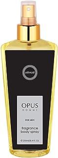 Armaf Opus Men Fragrance Body Spray 250ml/ 8.4 FL OZ