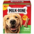 Milk-Bone Original Dog Treats Biscuits for Large Dogs, 10 Pounds