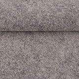 ggm® Filz 1,5mm Bastelfilz ca.90cm breit 1 lfm blass grau