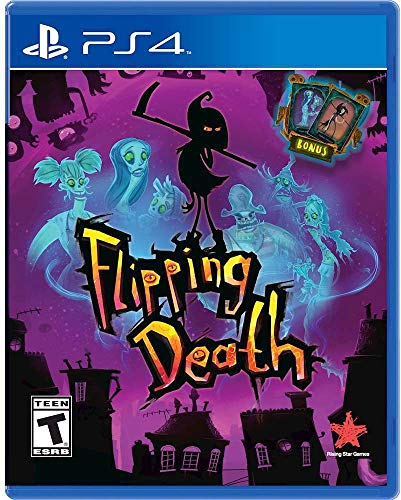 Flipping Death - PlayStation 4 Edition
