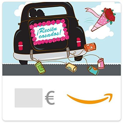 Cheque Regalo de Amazon.es - E-Cheque Regalo - Recién casados
