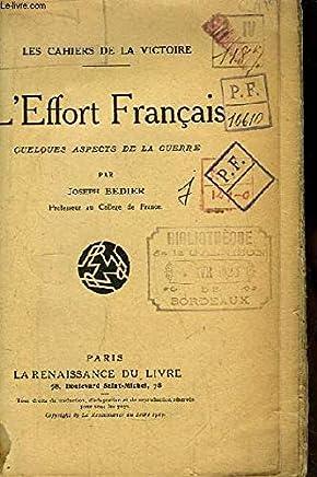 LEffort Français. Quelques aspects de la guerre.