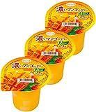 濃いゼロカロリー 濃いマンゴーゼリー 0kcal 195g