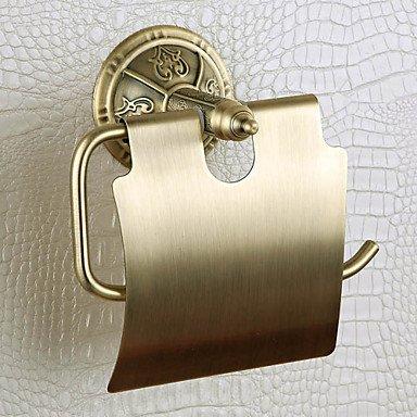 FAYM@ Toilettenpapier-Rack, Messing, Bronze venezianischen