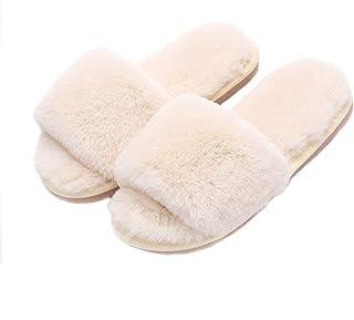 Shi xiaoshu Pantofole estive da Donna, Pantofole Invernali, morbide Pantofole da Donna, Pantofole in Cotone, Pantofole in ...