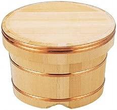 寿司 江户1升用 [27φ x 18cm] 木制品 (7-476-20) 日式*馆 旅馆 日式餐具 餐饮店 业务用
