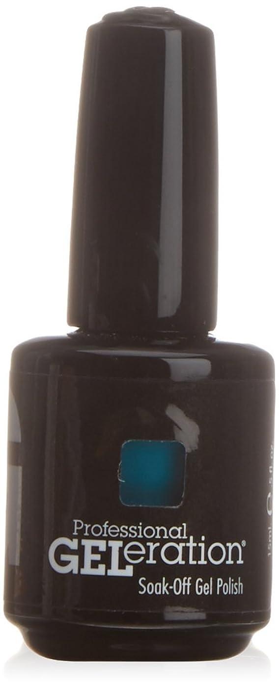 咽頭クリープ伝えるジェレレーションカラー GELERATION COLOURS 983 カプリシー 15ml UV/LED対応 ソークオフジェル