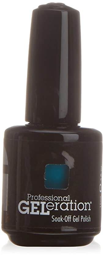 空シエスタ大使館ジェレレーションカラー GELERATION COLOURS 983 カプリシー 15ml UV/LED対応 ソークオフジェル
