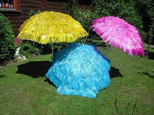 Westerholt Hawaii Schirm Sonnenschirm Strandschirm Gartenschirm Balkonschirm Durchmesser Ø 180 cm