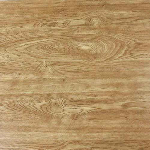 Klebefolie in Wurzel-Holz-Optik [200 x 67,5cm] I Selbstklebende Folie für Möbel Küche & Deko I Blickdichte Selbstklebefolie hitzebeständig & abwaschbar I 3D Holz-Maserung Dekor