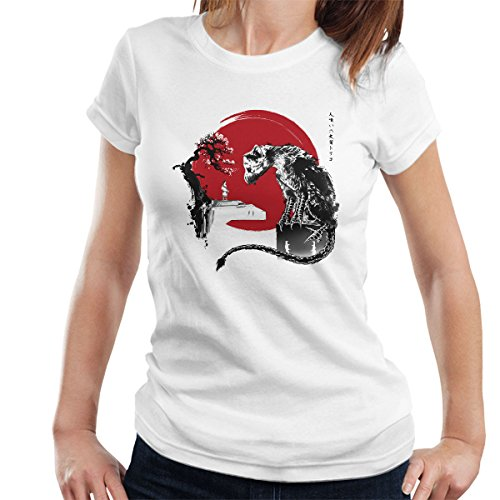 Cloud City 7 The Guardian Inspired by The Last Guardian Women's T-Shirt