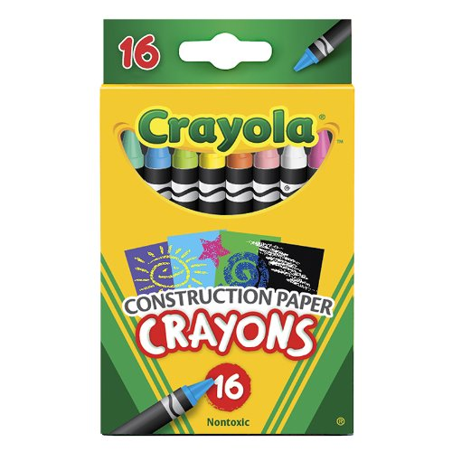 CRAYOLA LLC CRAYOLA 16 CT CRAYONS FOR (Set of 3)