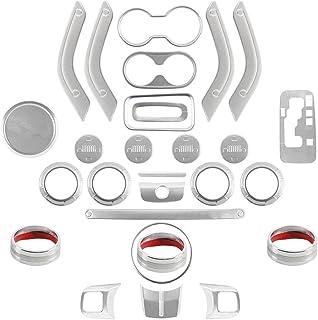 Auto Steering Wheel Cover Universal Fit voor auto vrachtwagen SUV Ademende Anti Slip Auto Steering Wheel Covers voor manne...