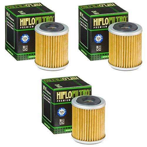 Hiflo 3x Ölfilter YFM 350 R 2007-2013 HF142