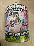 Hatchimals Surprise – Puppadee – Hatching Egg with Surprise Twin Interactive Hatchimal Creatures and Nest Accessory by Spin Master, Available Exclusively at Toy 'R' Us