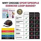 Zoom IMG-1 sport2people set elastici fitness con
