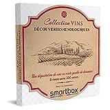 SMARTBOX - coffret cadeau couple - Découvertes œnologiques - idée cadeau originale - 1 atelier œnologie pour 1 ou 2 personnes