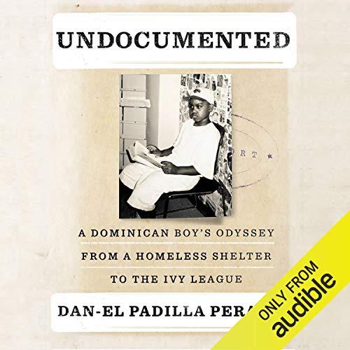 Undocumented audiobook cover art