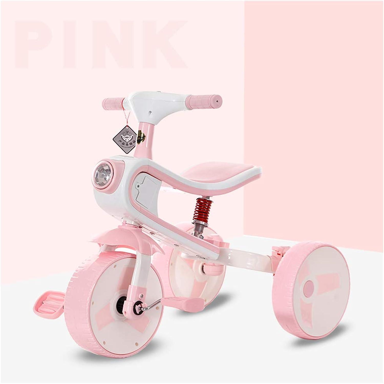 los últimos modelos YINGH - Tricycle Kids Kids Kids Trike 2 en 1 Puede Converdeirse en una Bicicleta equilibrada  liquidación hasta el 70%