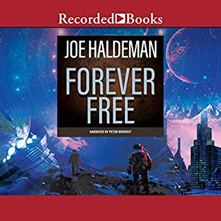 Forever Free audiobook cover art