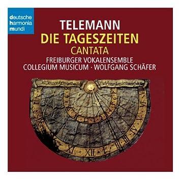 Telemann: Die Tageszeiten