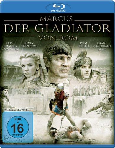 Marcus - Der Gladiator von Rom [Blu-ray] [Alemania]
