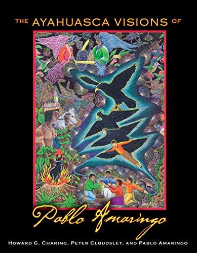 The Ayahuasca Visions of Pablo Amaringo