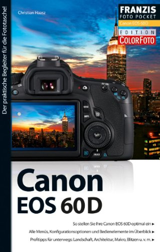 Foto Pocket Canon EOS 60D