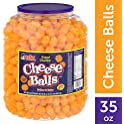 Utz Cheese Balls 35 Oz Barrel
