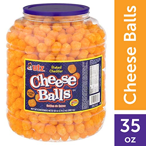 Utz Cheese Balls...