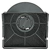Spares2go CHF303tipo carbón olor carbono filtro para campana de cocina Brandt Ventilador Vent