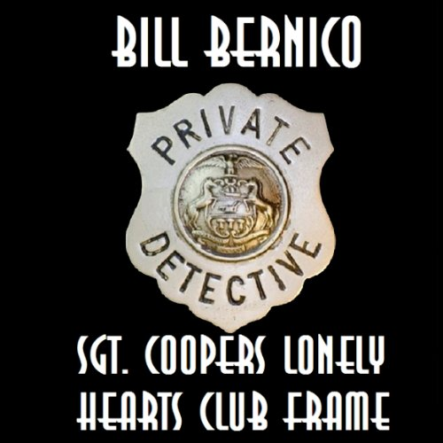 Couverture de Sgt. Cooper's Lonely Hearts Club Frame