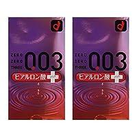 003 ヒアルロン酸+ 1箱10個入 × 2個