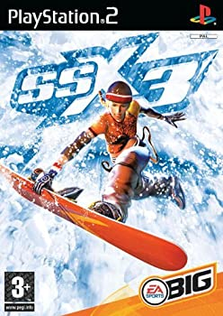 SSX 3  PS2  by Electronic Arts