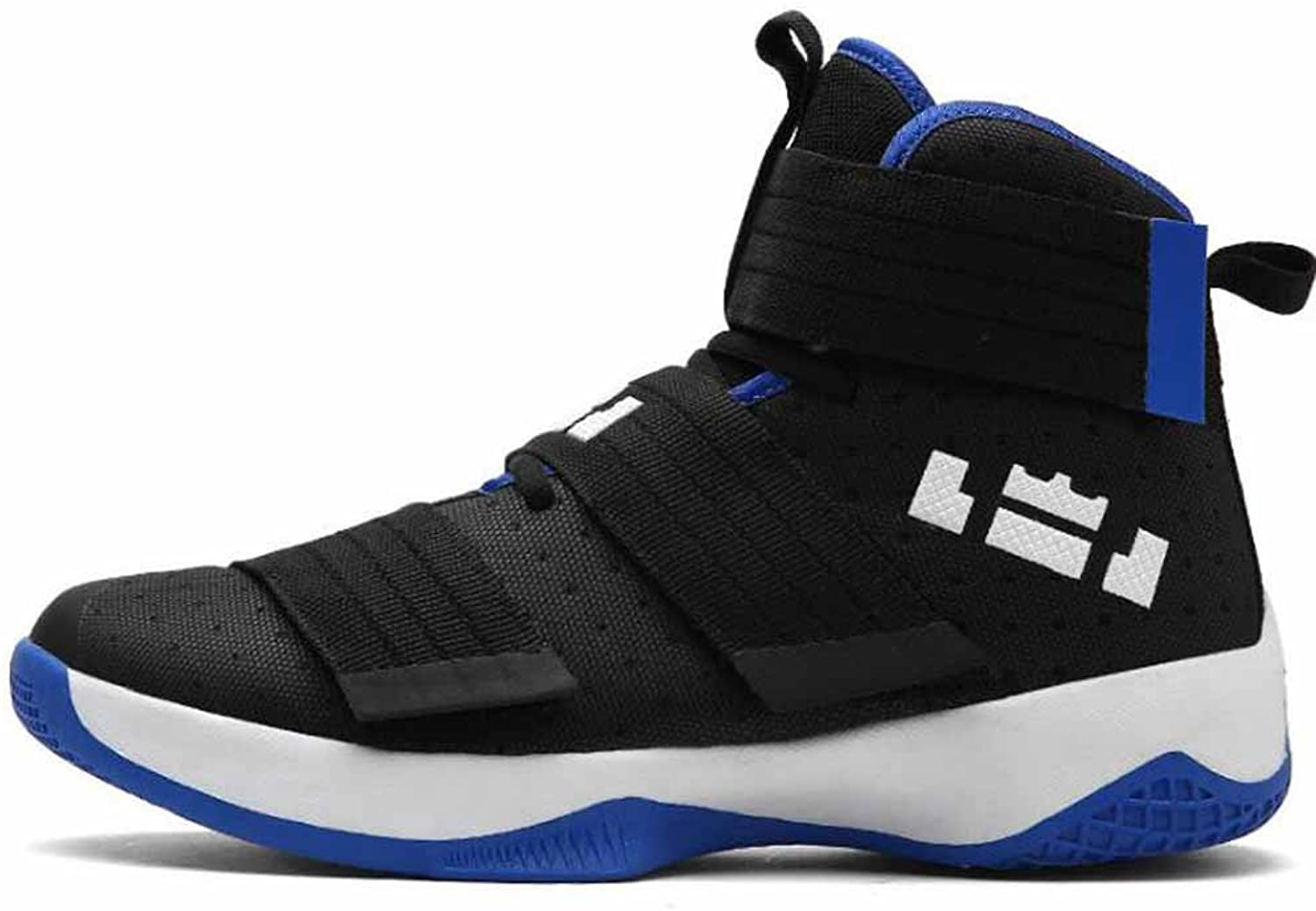 Men and Women Athletic Sneakers Autumn New Cushioning Breathable High Top Basketball shoes Couple Models