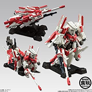 FW GUNDAM CONVERGE EX04 MSZ-006 C1 [Bst] Zeta Plus (ver.RED) (Candy online shop only)