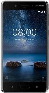 Nokia 8 Ta-1012 64Gb Grey in Original Box(Renewed)