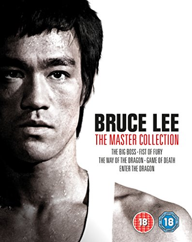 Bruce Lee The Master Collection - BD + bonus DVD [Blu-ray] [Reino Unido]
