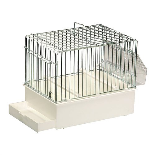 Ting pájaro Jaula de Transporte–Viajes Jaula para Mascotas–Servilletas...